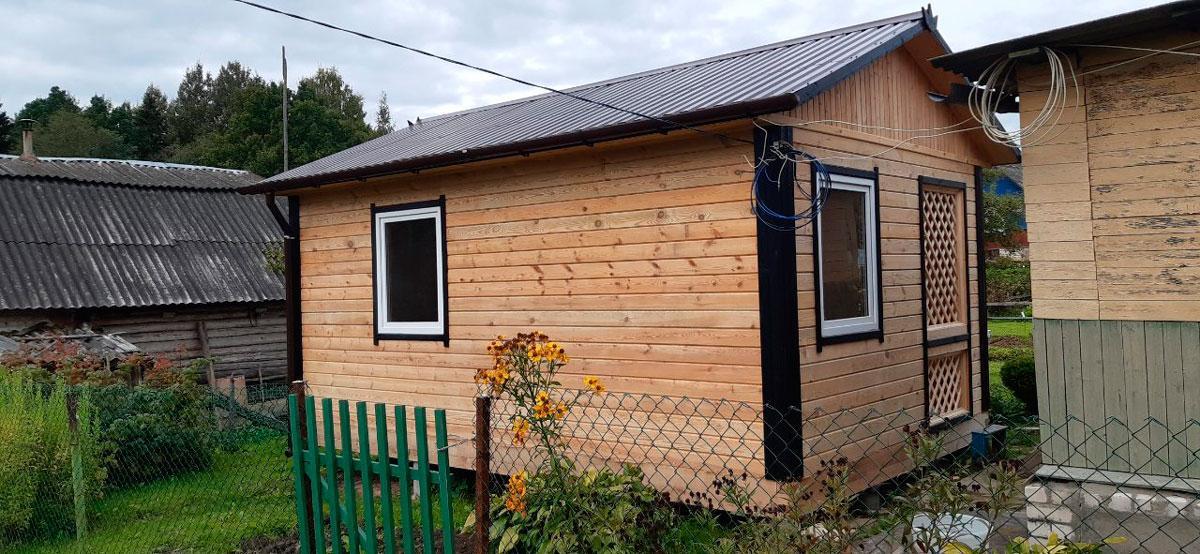 купить готовую баню под ключ недорого в белгороде